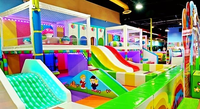 party playground